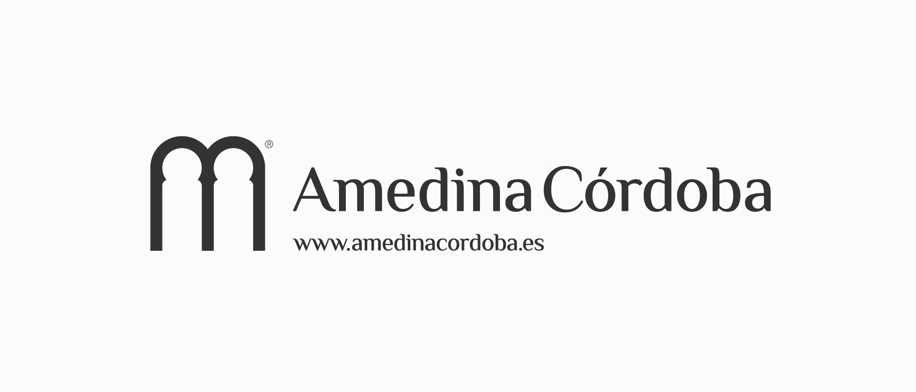 Diseño de Logotipo Amedina Córdoba - tabarestabares