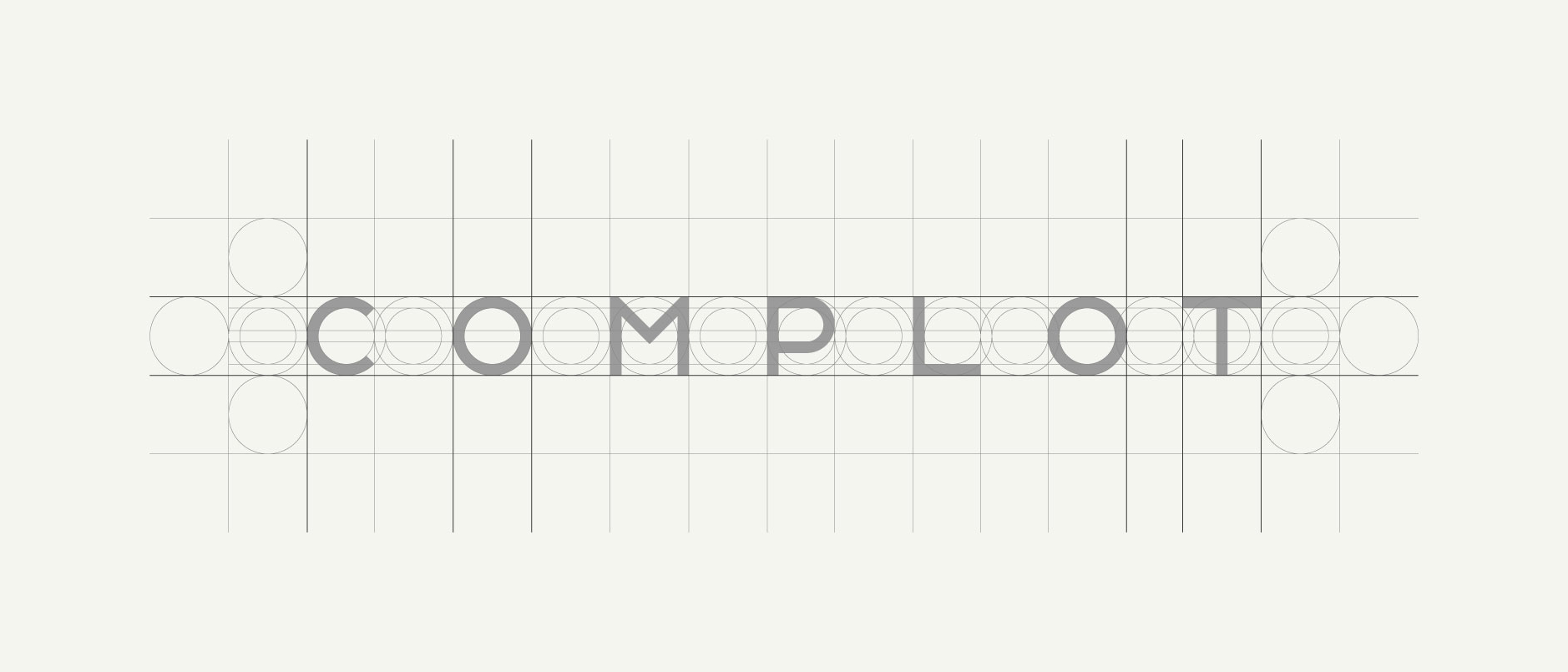 Diseño de Logotipo Complot Arquitectos - tabarestabares