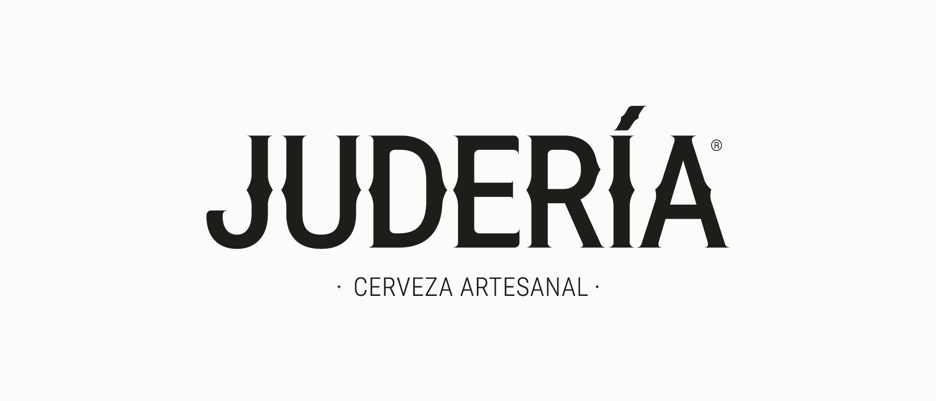 Diseño de Logotipo Judería Cerveza Artesanal - tabarestabares