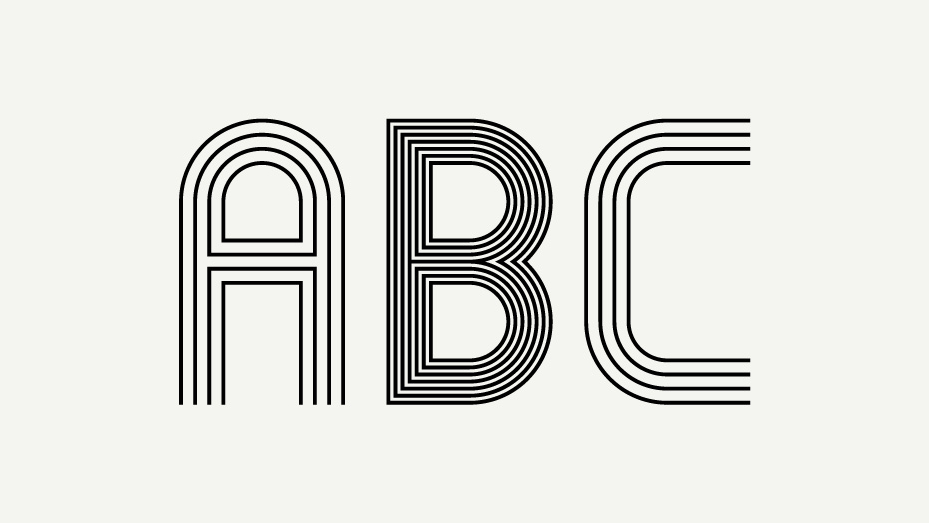 Diseño Gráfico MyWay Font - tabarestabares