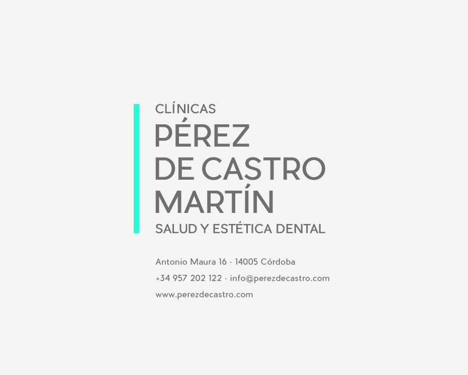 Diseño de Logotipo Clínica Dental - tabarestabares