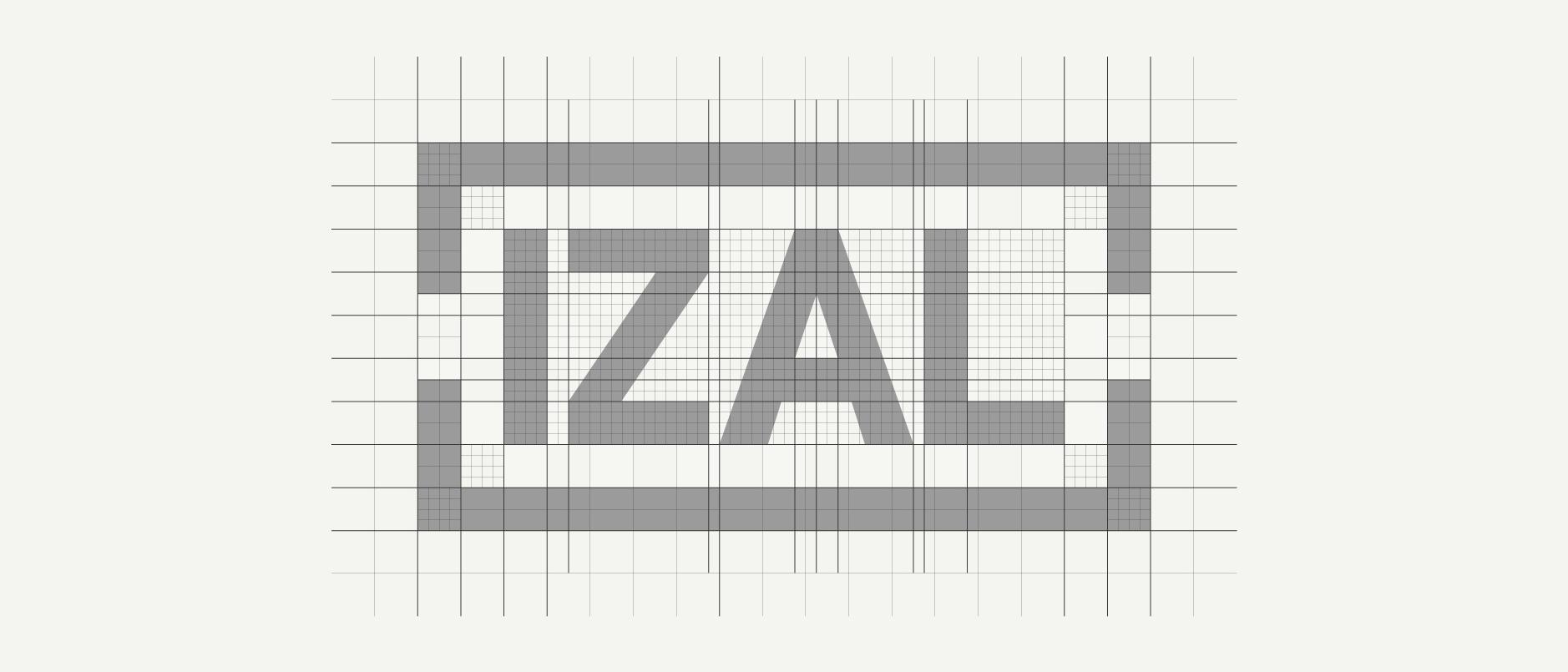 Diseño de Logotipo Izal Logo Spanish Indie Band - tabarestabares