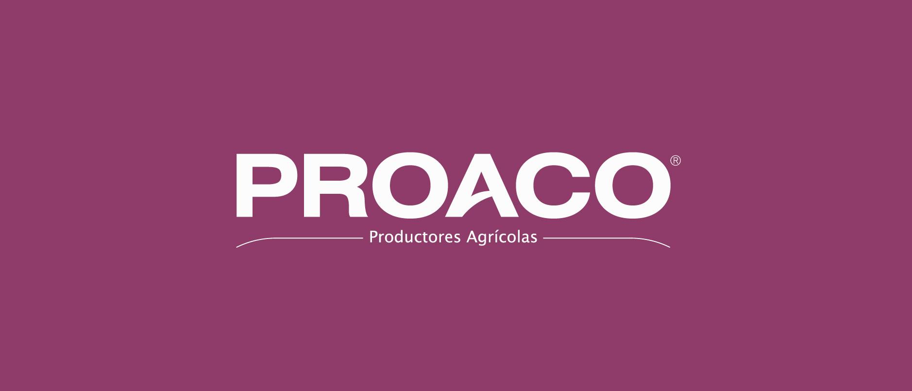 Diseño de Logotipo Proaco Productores Agrícolas - tabarestabares