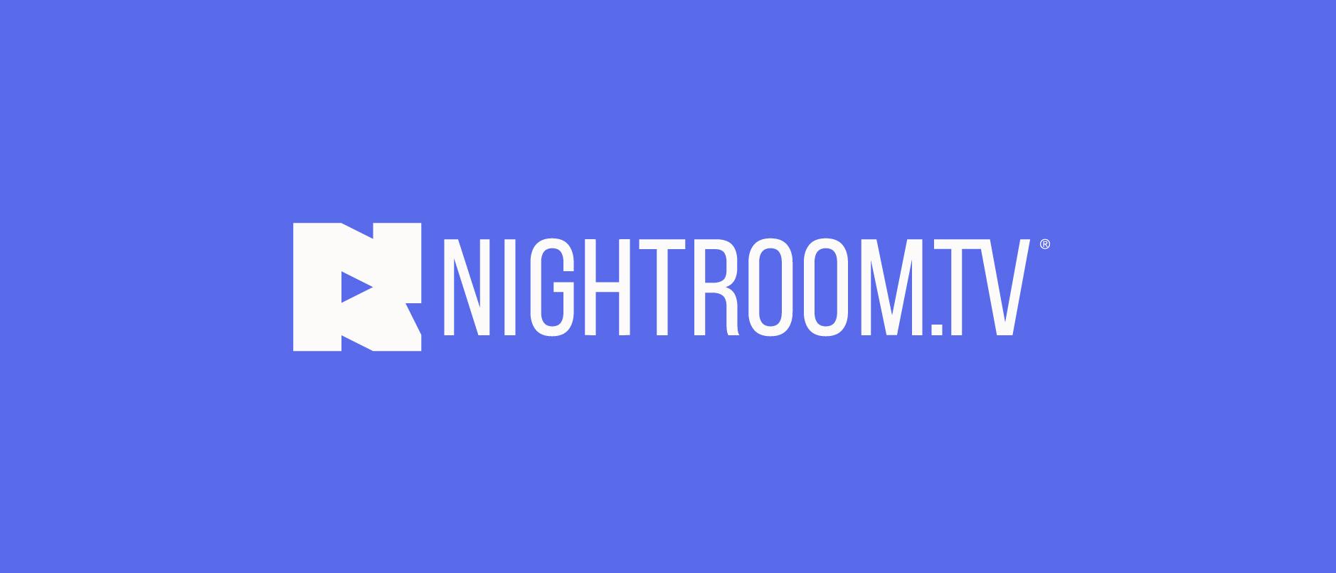 Diseño de Logotipo Night Room TV - tabarestabares